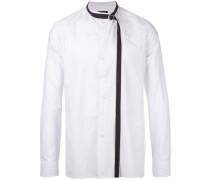 Hemd mit schmaler Passform - men - Baumwolle