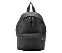 double zipped backpack