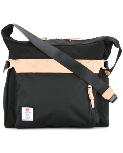 AS2OV Herren Hi Density shoulder bag