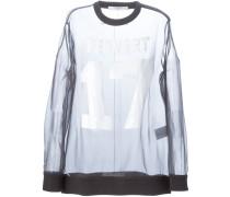 'Pervert 17' Seiden-T-Shirt