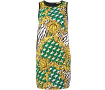 Kleid mit Print - women - Polyester/Acetat - 44