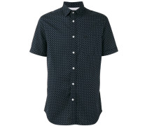 Gepunktetes Hemd - men - Baumwolle - L