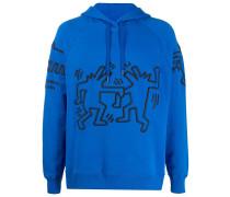 Études x Keith Haring 'Racing' Kapuzenpullover