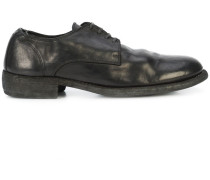 Derby-Schuhe im Used-Look