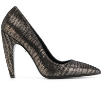 Spitze Metallic-Pumps