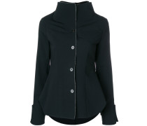 stand up collar jacket