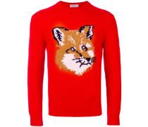 Pullover mit Fuchs-Motiv