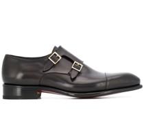 Spitze Monk-Schuhe
