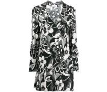 'Nola' Kleid mit Blumen-Print