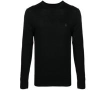 Bestickter 'Ramskull' Pullover