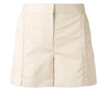 Shorts mit Rüschen - women - Baumwolle/Viskose
