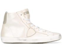- High-Top-Sneakers mit Einsätzen - women