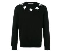 Sweatshirt mit Sternen