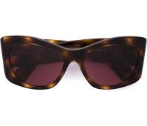 'Bother Me' Sonnenbrille mit Schildpattoptik
