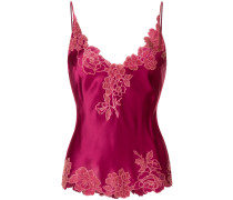 V-neck lace camisole