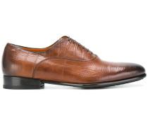 Texturierte Oxford-Schuhe