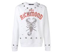 - Sweatshirt mit Skorpion-Print - men