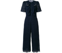Lunar lace-detail jumpsuit
