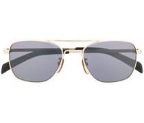 Eckige '7019/S' Sonnenbrille