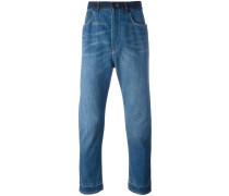 Jeans mit Stone-Wash-Effekt