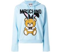 Playboy teddy hoodie