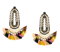 Trevise Feather earrings