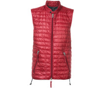sleeveless padded gilet