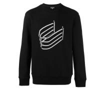 Sweatshirt mit Perlenverzierung - men