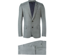 notched lapel suit