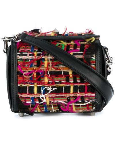 Alexander McQueen Damen Box Bag 16 Billig Verkauf Beste Preise MEy2Tsv4V