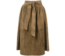 Elisa wrap skirt