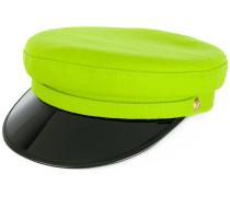 vinyl visor officer's cap