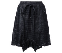 Perforierte Shorts