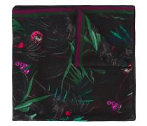 Schal mit tropischem Print - men - Viskose