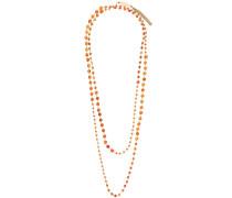 'Orcor' Halskette mit Steinperlen