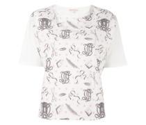 T-Shirt mit Print - women - Baumwolle - 40