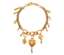 Collected hearts bracelet