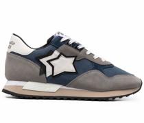 Draco Sneakers mit Kontrasteinsätzen
