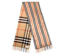 Schal mit Vintage-Check