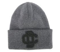 Skimütze mit Logo-Stickerei - men - Wolle