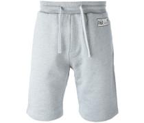 Shorts mit Reise-Patch