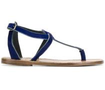t-bar strap sandals