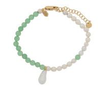 'Turin' Armband mit Perlen