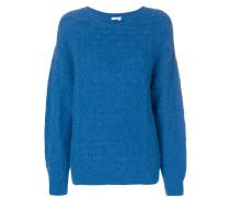 Pullover mit grobem Strick