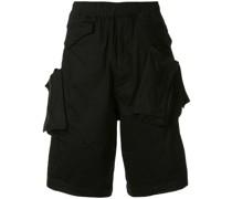 Shorts mit Taschendetail