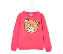 Sweatshirt mit Bär-Motiv