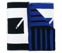 Schal mit Logo - men - Baumwolle - Einheitsgröße