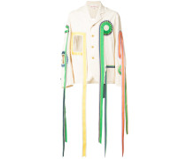 boxy ribbon jacket