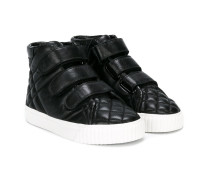 quilted hi tops - Unavailable