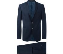 - Zweiteiliger Anzug mit Nadelstreifen - men